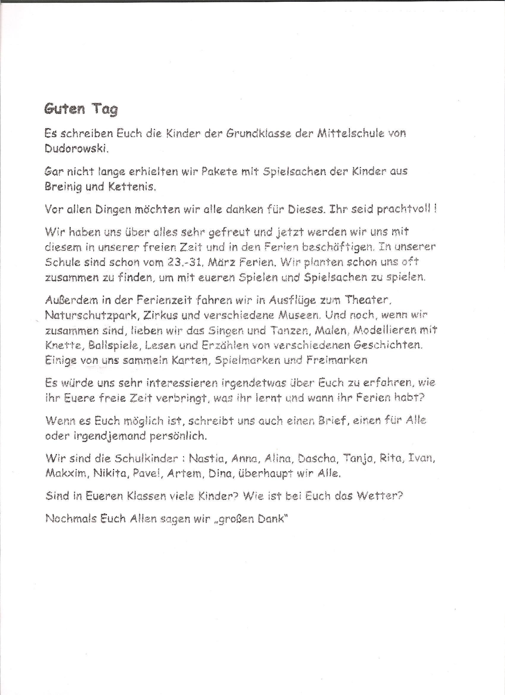 Gemütlich Kinder Lebenslauf Für Die Schule Galerie - Beispiel ...